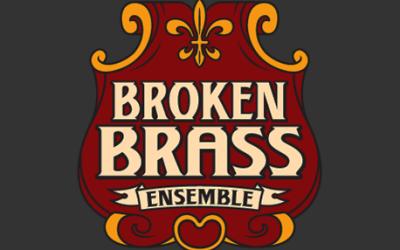 Broken Brass Ensemble design work