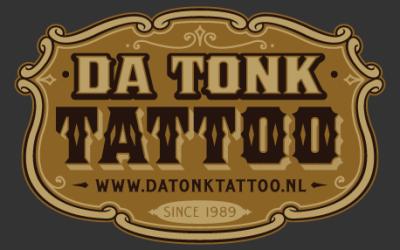 Da Tonk Tattoo logo Design | GoSterk