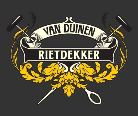 Logo design van Duinen Rietdekker