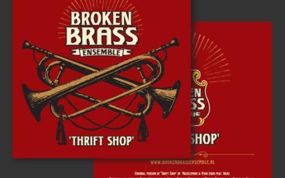 Broken Brass Ensemble – Thrift Shop (Macklemore & Ryan Lewis)