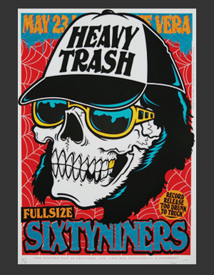 Heavy Trash Sixtyniners