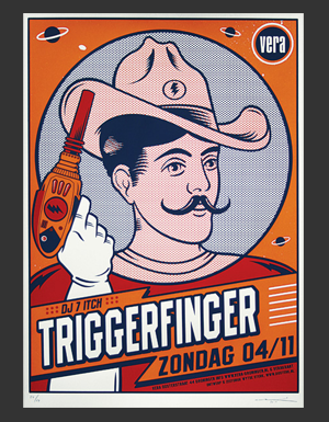 Triggerfinger collector's items