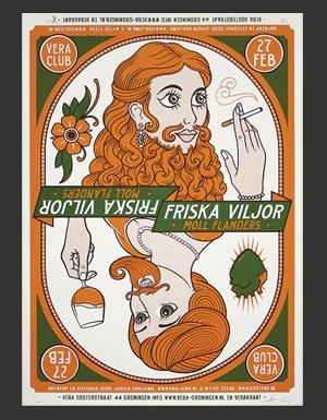 Poster Friska Viljor