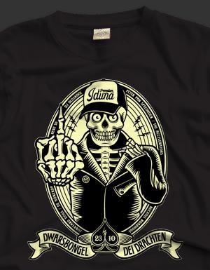 T-Shirt Dwarsbongel dei Iduna Drachten