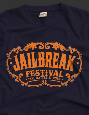 T-Shirt Jailbreak Crew