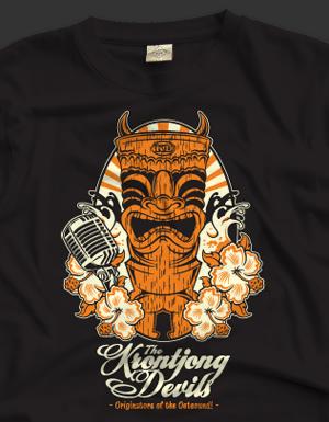 T-Shirt Krontjong Devils