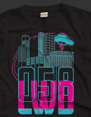 T-Shirt LWD 058