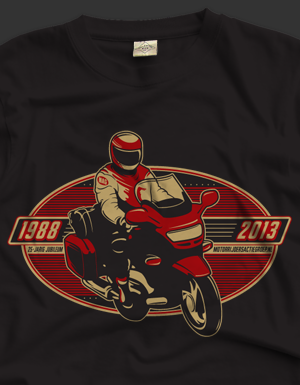 T-Shirt MAG (Motorrijders Actie Groep)