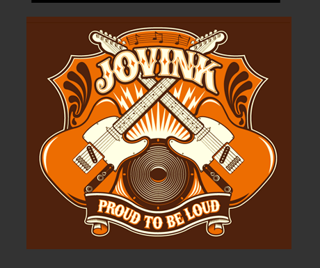 T-shirt design Jovink