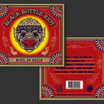 Album artwork Black Bottle Riot