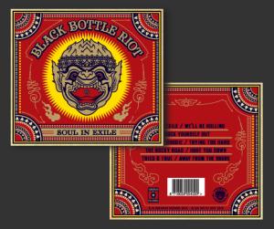 Album artwork Black Bottle Riot