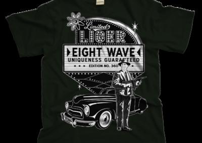 Liger T-shirt 8thwave
